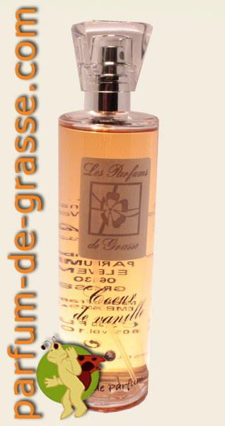 coeur de vanille parfum de grasse pour femme parfum bambou parfumerie boutique de vente. Black Bedroom Furniture Sets. Home Design Ideas